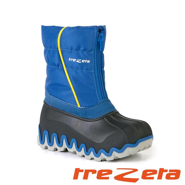 【義大利 TREZETA】 女 中筒保暖雪鞋『藍』16451 雪靴 │ 透氣