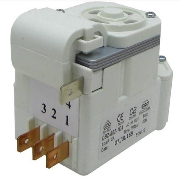【2-4線圈】DBZ-802-1D4 歌林 冰箱除霜定時器 化霜器