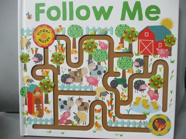【書寶二手書T8/少年童書_ICE】Follow Me_Priddy, Roger