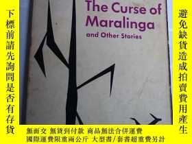 二手書博民逛書店The罕見curse of MaralingaY198616 s