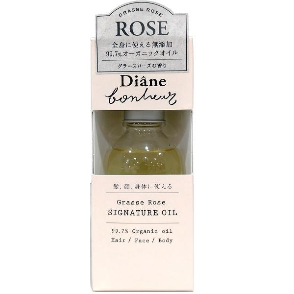 Moist Diane工藝香水深層修護玫瑰護理油(100ml) 【康是美】