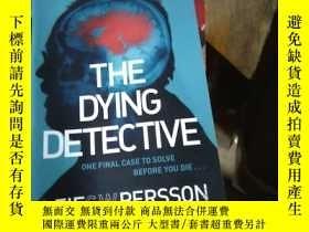 二手書博民逛書店the罕見dying detective leif g.w.pe