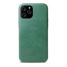 Alto iPhone 12 Pro Max 真皮手機殼背蓋 6.7吋 Original 360 - 森林綠【可加購客製雷雕】皮革保護套