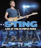 【停看聽音響唱片】【BD】史汀:巴黎奧林比亞現場演唱會