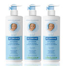 【KLORANE蔻蘿蘭寶寶】保濕身體乳(500ml x3)