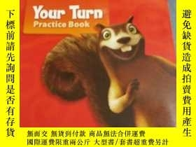 二手書博民逛書店WONDERS罕見YOUR TURN PRACTICE BOOK