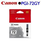 Canon PGI-72GY 原廠墨水匣 (灰)