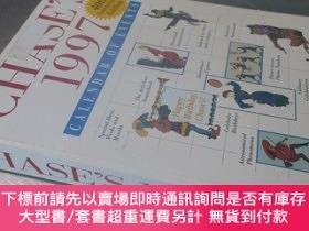 二手書博民逛書店Chase s罕見1997 Calendar of Events(40th Anniversary Edition