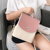 夏季小清新包包女新款潮韓版時尚撞色休閒百搭大容 『洛小仙女鞋』