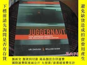 二手書博民逛書店juggernaut罕見HOW EMERGING MARKETS