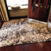 地墊 北歐式高端客廳臥室玄關床邊長毛地毯定制防滑滿鋪拍照