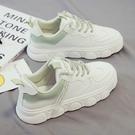 老爹鞋 年秋季爆款小白鞋學生百搭網紅板鞋運動老爹女鞋ins潮 漫步雲端