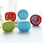 鬧鐘時尚個性簡約學生兒童鬧錶臥室床頭電子時鐘錶