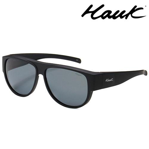 HAWK 偏光太陽套鏡(眼鏡族專用) HK1601-BL1