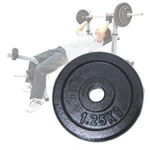 1.25KG傳統鑄鐵槓片.單片1.25公斤槓片.槓鈴片.啞鈴.舉重量訓練.運動健身器材.推薦哪裡買專賣店