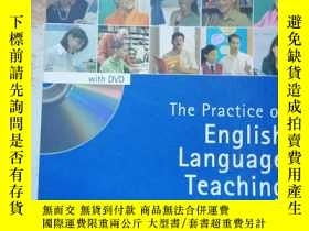 二手書博民逛書店the罕見practice of English language teaching fourth edition