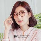 記憶扉頁復古粗框平光眼鏡【G011】璀璨...