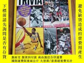 二手書博民逛書店Official罕見NBA Trivia: The Ultima
