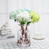 現代創意個性簡約透明水晶玻璃吊籃花瓶水培花器插花花藝擺件 森雅誠品