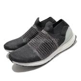 【海外限定】adidas 休閒鞋 UltraBoost Laceless 灰 彩 男鞋 襪套式 運動鞋 【PUMP306】 CM8267