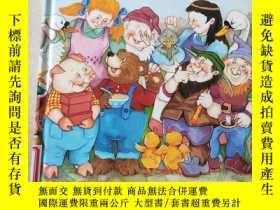二手書博民逛書店My罕見Favourite Fairytales:我最喜歡的童話Y212829