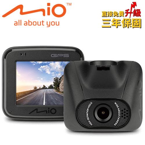 Mio MiVue C550 高畫質 夜視進化 大光圈 GPS行車記錄器