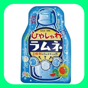 SENJAKU扇雀飴 彈珠汽水糖55g/包【合迷雅好物超級商城】