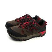 MERRELL ALL OUT BLAZE 2 GTX GORE-TEX 多功能鞋 運動鞋 防水 咖啡 紅色 女鞋 ML09382 no859