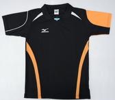 MIZUNO 運動短袖 有領上衣T恤 V2TA5G1309 排球上衣 運動上衣 出清價 [陽光樂活=]