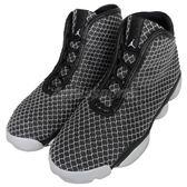 【五折特賣】Nike Jordan Horizon BG AJ 喬丹 籃球鞋 AJ13 飛人 黑 灰 白 女鞋【PUMP306】 823583-010