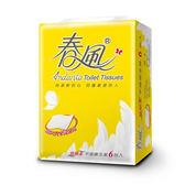 【春風】平版衛生紙-300張*6包*6串/箱-箱購