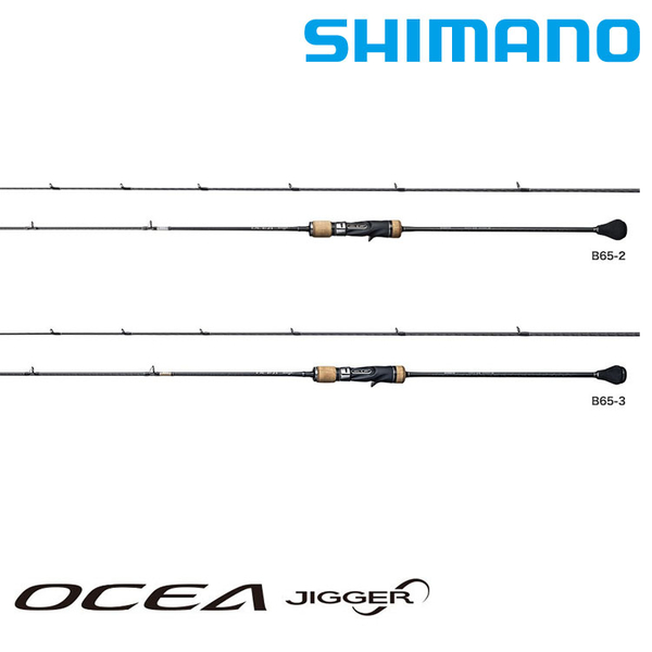 漁拓釣具 SHIMANO 19 OCEA JIGGER INF B653 [船釣鐵板竿]