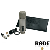 【RODE】電容式麥克風 Broadcaster 正成公司貨