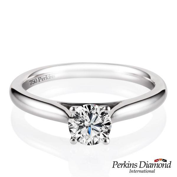 GIA 鑽石戒指 PERKINS 伯金仕 Classic系列 0.50克拉鑽戒