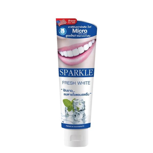 【SPARKLE】 清新亮白牙膏