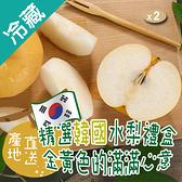 韓國梨禮盒6入/盒X2【愛買冷藏】