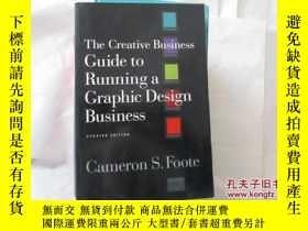 二手書博民逛書店THE罕見CREATIVE BUSINESS GUIDE TO