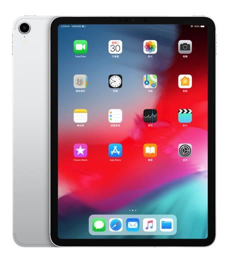 Pro 11 WIFI 1TB / 蘋果Apple iPad Pro 11 Wi-Fi 1TB (2018)  採用 USB Type-C 支援 Face ID 辨識技術【3G3G手機網】