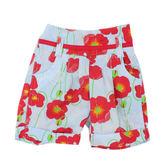 【愛的世界】純棉印花圖案短褲/2~4歲-台灣製- ★春夏下著
