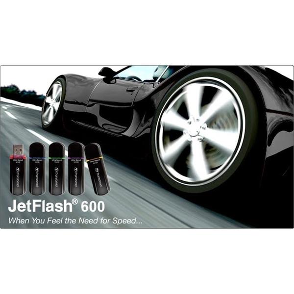 新風尚潮流 創見 隨身碟 【TS16GJF600】 16GB JetFlash JF600 200倍超高速 閃耀霓虹