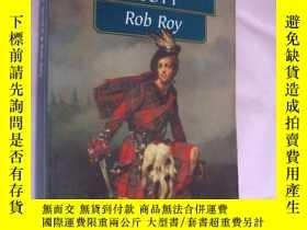 二手書博民逛書店Rob罕見Roy (by SIR WALTER SCOTT,co
