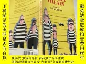 二手書博民逛書店The罕見Invisible Villain:隱形 惡棍Y200392