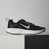 Nike Wearallday 女鞋 黑 休閒 網布 透氣 柔軟 慢跑鞋 CJ1677-001