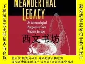 二手書博民逛書店【罕見】2015年The Neanderthal Legacy: