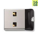 SanDisk 16GB 16G CZ33 Cruzer Fit【CZ33】SD CZ33 SDCZ33-016G USB 2.0 原廠包裝 隨身碟