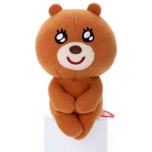 T-ARTS 免費素材庫 irasutoya Party 坐坐人偶 小熊_ TA54704
