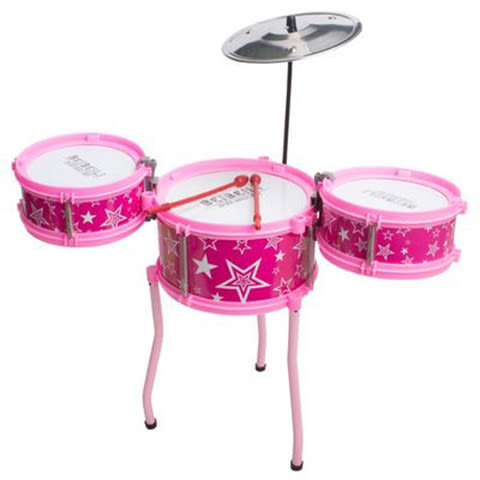 兒童玩具架子鼓仿真爵士鼓打擊樂器早教音樂玩具益智男女孩1-4歲
