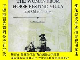 二手書博民逛書店The罕見Women from Horse Resting Vi