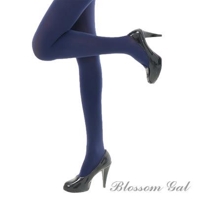 Blossom Gal 韓版質感超彈力直紋褲襪(共11色)