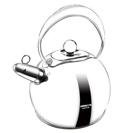 【日象】經典不鏽鋼鳴笛壺(3.0L) ZONK-03-30S